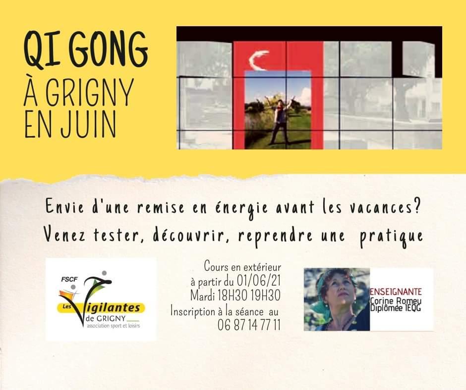 Qi Gong Juin